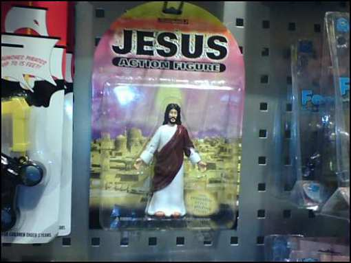 jesus for sale...