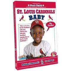 it is never to early to instill loyalty to the cardinals!